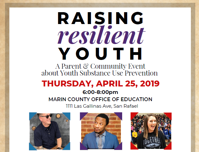 Raising Resilient Youth: Free Community Event on April 25