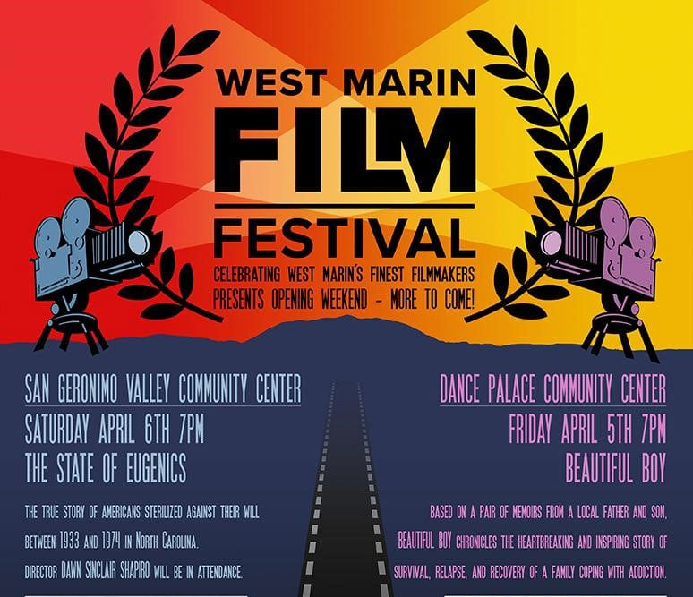 West Marin Film Festival Poster