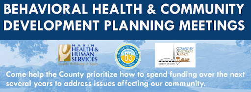 Let Your Voice Be Heard: Behavioral Health & Community Development Planning Meetings