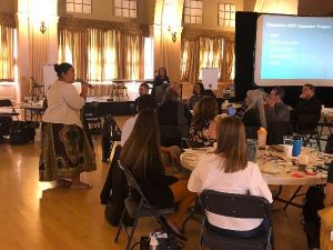 RxSafe Marin Shares Learned Lessons to the California Opioid Safety Network in Sacramento