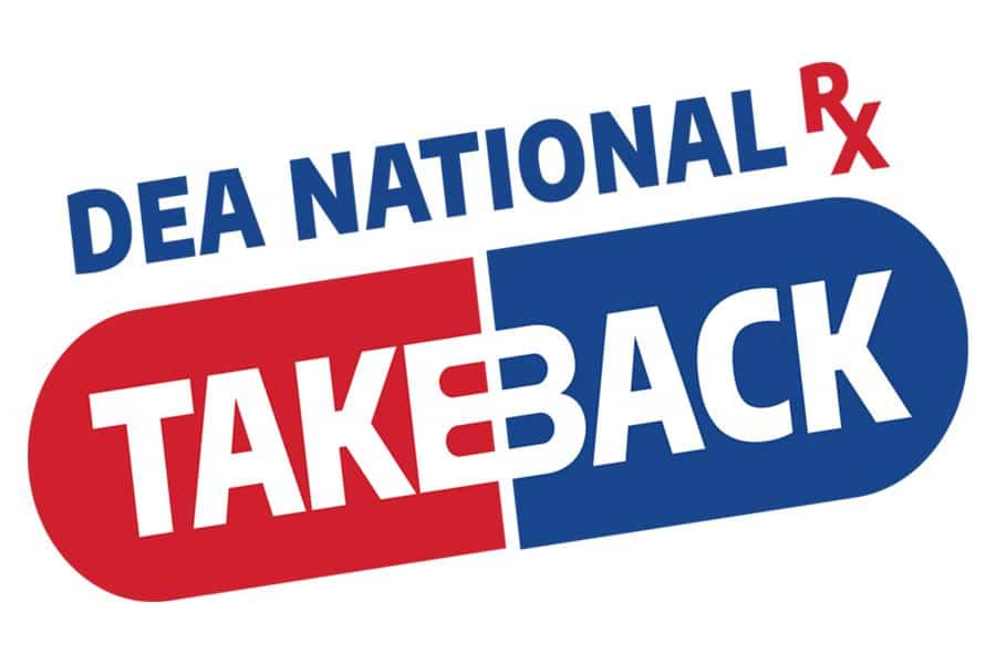 DEA Drug Take-Back Day
