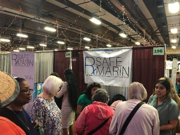 RxSafe Marin Participates in the Marin Senior Fair