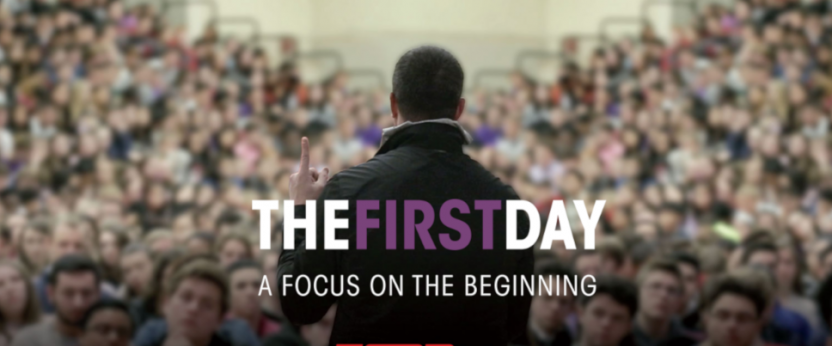 The First Day: A Focus On The Beginning